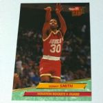 1992-93 Fleer Ultra #73 Kenny Smith Houston Rockets Basketball Card